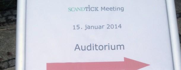 Stryringsgruppemøte i København 15. januar 2014
